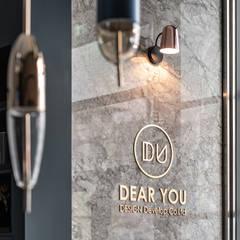 LOGO牆:  辦公室&店面 by 達譽設計