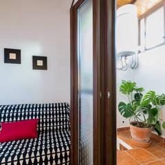 Habitación de invitados: Dormitorios de estilo  de Home & Haus | Home Staging & Fotografía