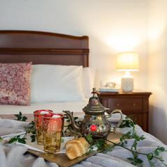 Detalle de dormitorio: Dormitorios de estilo  de Home & Haus | Home Staging & Fotografía