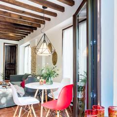 غرفة السفرة تنفيذ Home & Haus | Home Staging & Fotografía