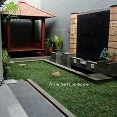 بركة مائية تنفيذ Tukang Taman Surabaya - Alam Asri Landscape