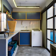 industrial Wine cellar by Otoni Arquitetura