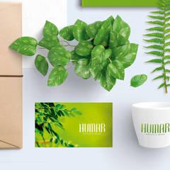 HUMAR: Centros Comerciales de estilo  por IDEA Estudio Creativo