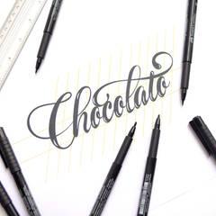 Chocolato: Restaurantes de estilo  por IDEA Estudio Creativo