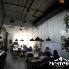 อาคารสำนักงาน ร้านค้า by Montese Engenharia