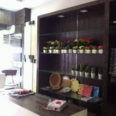 Cocinas de estilo  por M.U Interiors, Asiático