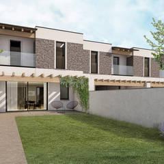 Nhà có sân thượng by 2P COSTRUZIONI srl