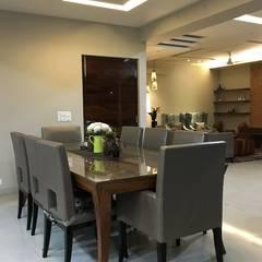 Portfolio:  Dining room by GC Design Studio