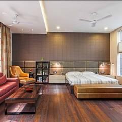 Portfolio: eclectic Bedroom by GC Design Studio