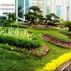Landscape:  Ruang Komersial by taman