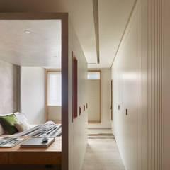 Grayscale:  臥室 by 形構設計 Morpho-Design