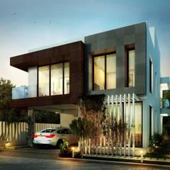 aziatische Huizen door B Design Studio