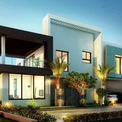 Exteriors :  Houses by B Design Studio