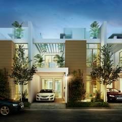 Casas de estilo  por B Design Studio