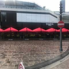 Akaydın şemsiye – brasserie POLENEZ ŞEMSİYESİ:  tarz Ön avlu