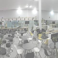 Santiago E-Prix, Emotion Club: Casas ecológicas de estilo  por Pasiva