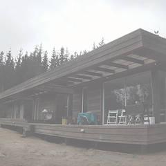 Vivienda Puertecillo: Casas ecológicas de estilo  por Pasiva