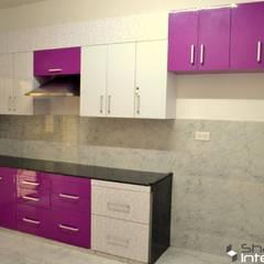 Modular Kitchen :  Kitchen units by Shape Interiors