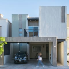 Single family home by GPro - Gabinete de Proyectos