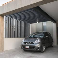 Projekty,  Zadaszenie zaprojektowane przez GPro - Gabinete de Proyectos