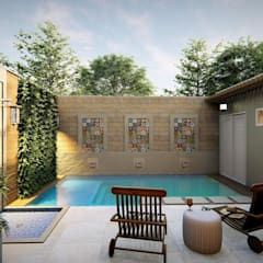 Garden Pool by 1001 Projetos Online