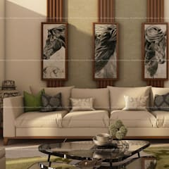 Living room by Fabmodula,