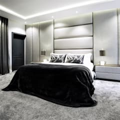 VCC Estate:  Bedroom by JSD Interiors
