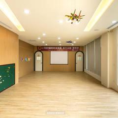 Schools by 欣和室內規劃設計有限公司