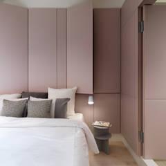 寓子設計: iskandinav tarz tarz Yatak Odası