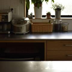 注文家具屋 フリーハンドイマイ의  주방 설비