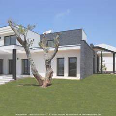 บ้านและที่อยู่อาศัย by OGGOstudioarchitects, unipessoal lda