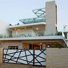 modern Houses by Innerspace