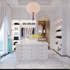 Dressing room by ICON INTERIOR