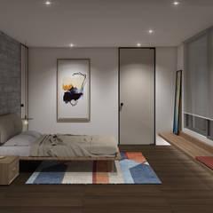: Cuartos de estilo  por Design Group Latinamerica,