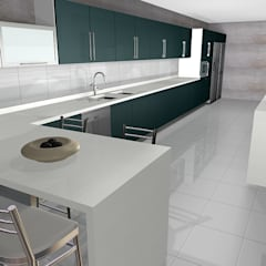 Built-in kitchens by R-Innovare