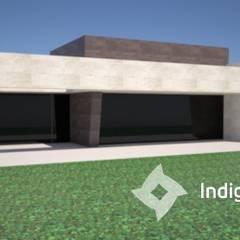 Maison individuelle de style  par Hector Arquitecto