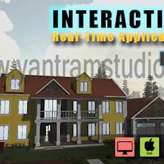 Interactive Virtual Reality By Yantram Virtual Reality Developer - San Diego, USA:  Clinics by Yantram Architectural Design Studio