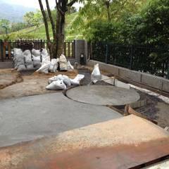حديقة صخرية تنفيذ 大地工房景觀公司