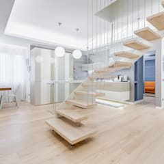 Stairs by EF_Archidesign