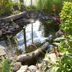 Garden Pond by Gartenarchitekturbüro Timm