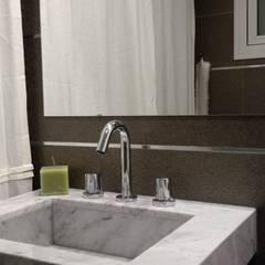 Baño completo: Baños de estilo  por Arquimundo 3g.