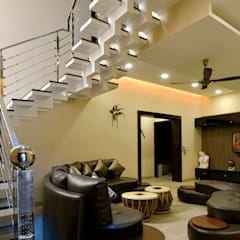 modern Living room by shritee ashish & associates