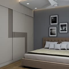 modern Bedroom by Modulart
