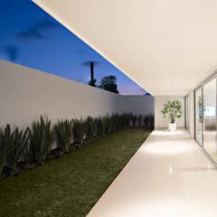 Garden by GLR Arquitectos, Minimalist