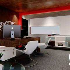 Office buildings by GR arte & diseño