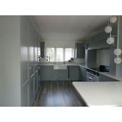 Kitchen units by Classic Kitchens Direct