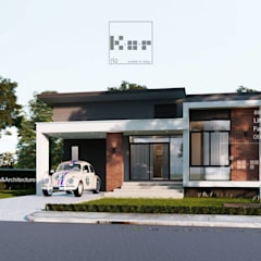 Detached home by Kor Design&Architecture