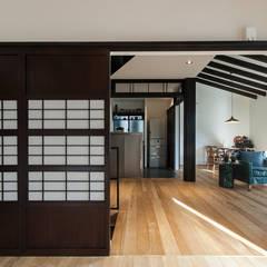 غرفة الميديا تنفيذ 森村厚建築設計事務所
