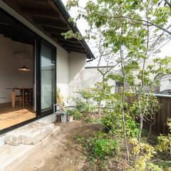 Garden by 森村厚建築設計事務所