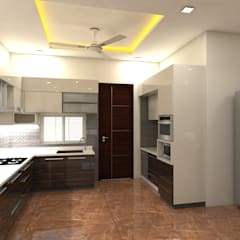 Kitchen units by shree lalitha consultants